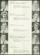 1953 Coral Gables High School Yearbook Page 112 & 113