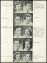 1953 Coral Gables High School Yearbook Page 114 & 115