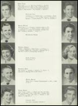 1953 Coral Gables High School Yearbook Page 116 & 117