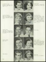 1953 Coral Gables High School Yearbook Page 118 & 119