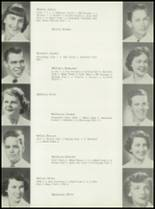 1953 Coral Gables High School Yearbook Page 120 & 121
