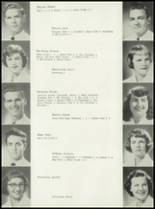 1953 Coral Gables High School Yearbook Page 124 & 125