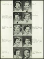 1953 Coral Gables High School Yearbook Page 126 & 127