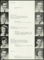 1953 Coral Gables High School Yearbook Page 128 & 129