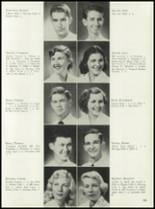 1953 Coral Gables High School Yearbook Page 130 & 131