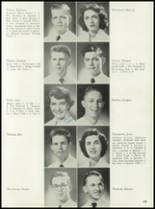 1953 Coral Gables High School Yearbook Page 134 & 135