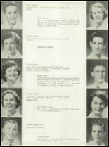 1953 Coral Gables High School Yearbook Page 136 & 137