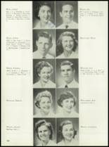 1953 Coral Gables High School Yearbook Page 138 & 139