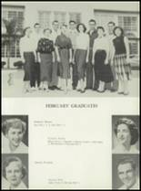 1953 Coral Gables High School Yearbook Page 140 & 141