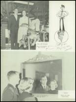 1953 Coral Gables High School Yearbook Page 144 & 145