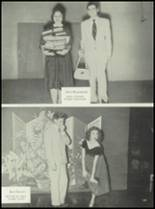 1953 Coral Gables High School Yearbook Page 152 & 153