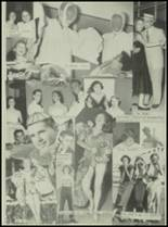 1953 Coral Gables High School Yearbook Page 154 & 155