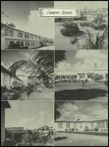 1953 Coral Gables High School Yearbook Page 166 & 167