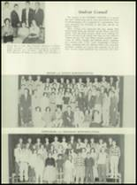 1953 Coral Gables High School Yearbook Page 170 & 171