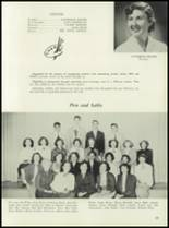 1953 Coral Gables High School Yearbook Page 176 & 177