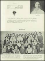 1953 Coral Gables High School Yearbook Page 178 & 179