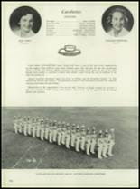 1953 Coral Gables High School Yearbook Page 180 & 181