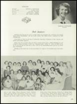 1953 Coral Gables High School Yearbook Page 182 & 183