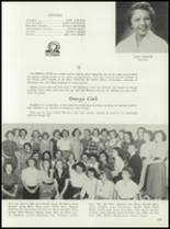 1953 Coral Gables High School Yearbook Page 184 & 185