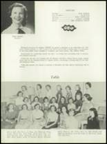 1953 Coral Gables High School Yearbook Page 186 & 187