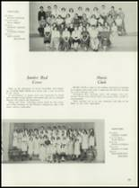 1953 Coral Gables High School Yearbook Page 196 & 197