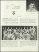 1953 Coral Gables High School Yearbook Page 198 & 199