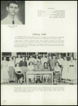 1953 Coral Gables High School Yearbook Page 204 & 205