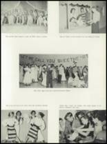 1953 Coral Gables High School Yearbook Page 206 & 207
