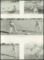 1953 Coral Gables High School Yearbook Page 220 & 221