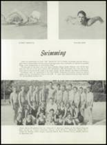 1953 Coral Gables High School Yearbook Page 222 & 223