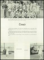 1953 Coral Gables High School Yearbook Page 224 & 225