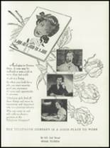 1953 Coral Gables High School Yearbook Page 240 & 241