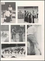 1974 Lincoln High School Yearbook Page 20 & 21
