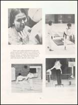 1974 Lincoln High School Yearbook Page 22 & 23