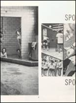 1974 Lincoln High School Yearbook Page 44 & 45