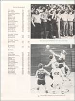 1974 Lincoln High School Yearbook Page 54 & 55