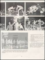 1974 Lincoln High School Yearbook Page 56 & 57