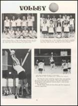1974 Lincoln High School Yearbook Page 72 & 73