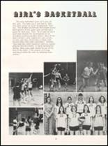 1974 Lincoln High School Yearbook Page 74 & 75