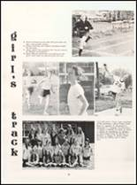 1974 Lincoln High School Yearbook Page 80 & 81