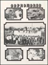 1974 Lincoln High School Yearbook Page 100 & 101