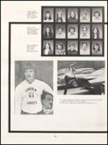 1974 Lincoln High School Yearbook Page 104 & 105