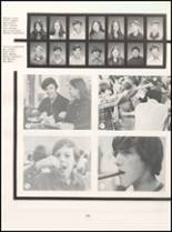 1974 Lincoln High School Yearbook Page 106 & 107