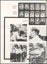 1974 Lincoln High School Yearbook Page 108 & 109