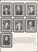 1974 Lincoln High School Yearbook Page 126 & 127