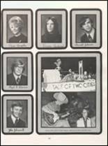 1974 Lincoln High School Yearbook Page 132 & 133