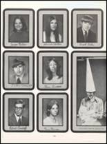 1974 Lincoln High School Yearbook Page 136 & 137