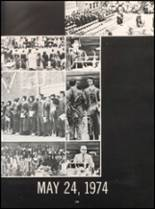 1974 Lincoln High School Yearbook Page 142 & 143