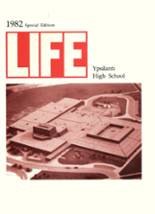 1982 Yearbook Ypsilanti High School
