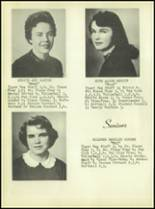 1957 Reynolds High School Yearbook Page 14 & 15